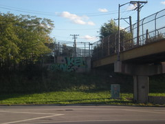 SANE & KEL (Billy Danze.) Tags: chicago graffiti bad kel sane j4f vda
