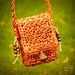 Lil D Eco Orange Bag-2
