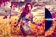 Rihanna - Loud V2  (Fanmade Album Cover) (Eren Bora Designs (E.B)) Tags: coverart fanart albumcover cdcover loud rihanna singlecover fanmade ebdesigns erenbora