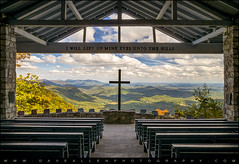 Pretty Place Chapel - Blue Ridge Mountains SC (Dave Allen Photography) Tags: foothills mountains sc religious nc pretty place outdoor religion scenic southcarolina chapel christianity inspirational spiritual greenville blueridgemountains brevard uplifting prettyplace westernnc symmeschapel prettyplacechapel mygearandme mygearandmepremium mygearandmebronze mygearandmesilver