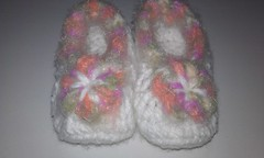 SILKY (Shushie's Photos) Tags: crochet slippers