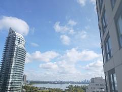 Gratitude (Trinimusic2008 -blessings) Tags: blue sky lake toronto ontario canada water skyline clouds buildings reflections thankful etobicoke today gratitude viewthroughmywindow trinimusic2008 mygearandme judymeikle september302012 nameaddedwithpicnikinpcassa3
