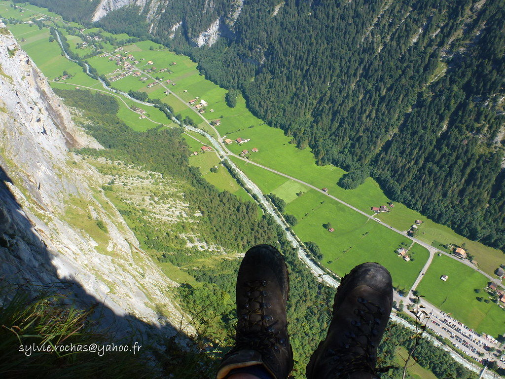 Klettersteig Lauterbrunnen : The world s best photos of klettersteig and mürren flickr hive mind