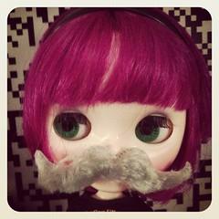 Moustache Monday - The Professor