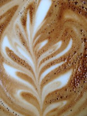 Latte art (patrickbseattle) Tags: art coffee design latte caffeine