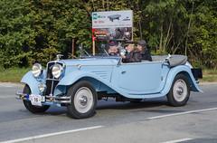 Wikov 40 (1932) (The Adventurous Eye) Tags: classic car race 1932 climb do hill brno 40 rallye závod soběšice vrchu wikov brnosoběšice