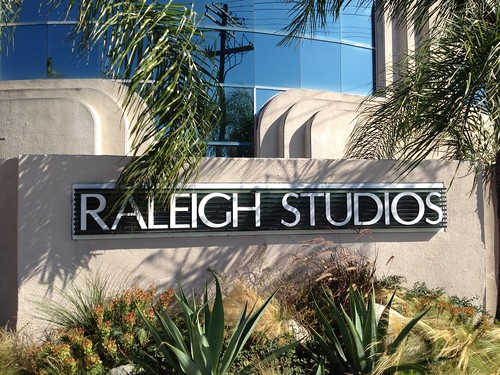 Class is held at Raleigh Studios in Hollywood, California.