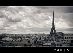 Paris & the Eiffel Tower