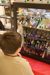 minifigs (Chris Blakeley) Tags: seattle lego candid minifigs brickcon brickcon2012