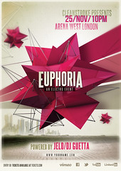 Euphoria Electro Event Poster (cleanstroke) Tags: party music hot bar club night poster disco dance dj nightclub indie techno urbanfestival alternative partyflyer dancemusic danceflyer urbanparty houseposter urbanevent electroevent electrohouseflyer premiumpartyflyer electroposter