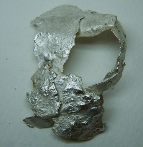 ellis silver ring