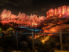 "Night Race - Radiator Springs Racers • <a style=""font-size:0.8em;"" href=""http://www.flickr.com/photos/85864407@N08/8069199534/"" target=""_blank"">View on Flickr</a>"