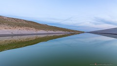Waterbassin Petter (digiphoto.nl) Tags: petten dunes holland netherlands netherland nederland water coast blue sky
