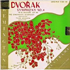 Dvořák Symphony 8 in G - Johnson Remington 1 (sacqueboutier) Tags: vintage vinyl vinylnation vinylcollection vinylcollector vinyllover lp lps lplover lpcollection lpcollector lpcover records record remington steinweiss rado classical classicalmusic symphony concerto piano platters platter beethoven liszt dvorak