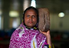 The struggle of life (Ferdousi.) Tags: struggle struggler woman humanofbangladesh lifestyle dailylife