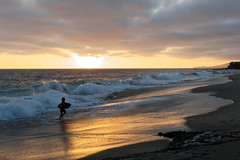 B03A3090_DxO (Estebahn De Peschruse) Tags: ocean california sunset sea beach sand surf pacific surfing cave lagunabeach 1000stepsbeach canon5dmarkiii thousandstepsbeach