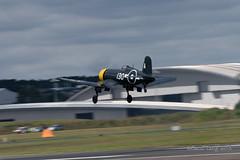 Vought F4U Corsair-16 (Clubber_Lang) Tags: airshow corsair farnborough f4u vought fia2016