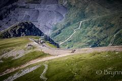 Snowdonia16-053.jpg (BrynnAvon) Tags: countryside hdr train 2descriptors pentax landscape path mountain transportation 1specs 3subject ways ba54 morning station k5