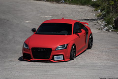 Nick-1 (ignantt) Tags: audi tt rs ttrs low lowered airlift airsuspension vossen vossens wheels stance stanced