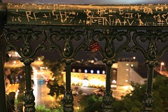 Lovers Lock (Earthfly) Tags: inlove amour love hotelfrontenac travel oldquebeccity quebeccity quebec locks lovers