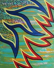 unconventionalpaintings.com (unconventional_paint) Tags: acrylic acrylicpainting abstract abstractpainting abstractart painting paint canvas art artwork artistsofflickr modern modernart contemporary contemporaryart fineart wallart homedecor lasvegasart lasvegasartist gallery