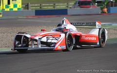 Heidfeld Mahindra Formula E Championship Testing Donington Park 2016 (Motorsport Pete Photography) Tags: heidfeld mahindra formula e championship testing donington park 2016