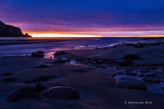 Purakanui sunrise 1 (Northern wanderer) Tags: sunrise newzealand southisland catlins purakanuibay canon5dmkii patricklow northernwanderer bigstopper