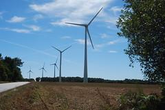 DSC_0303 (guyfogwill) Tags: guyfogwill france windmill brittany morbihan guy bretagne 2016 windtirbine windturbine saintservant fra