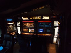 Amaretto and Bailys Mourning (stevenighteagle) Tags: startrek starfleet trekkies interiors hobbys fandom tos ent ds9 voy scifi guffey colorado