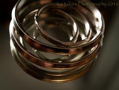Rings (HMM) (13skies) Tags: happymacromonday happymacromondays rings reflection macromondaymirror mirror dof smooth reflective monday macro close alpha100 sony