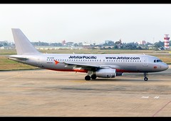 Airbus   A320-232   Jetstar Pacific   VN-A558   Ho Chi Minh City   SGN   VVTS (Christian Junker   Photography) Tags: nikon nikkor d800 d800e dslr 2470mm plane aircraft airbus a320232 a320200 a320 jetstarpacific bl pic pacific vna558 narrowbody departure taxiing 25l hybridscheme hybridlivery hybridcolours airline airport aviation planespotting 2922 tansonnhatairport tansonnhat vvts sgn saigoninternationalairport hochiminhinternationalairport tnsnnhtinternationalairport hochiminhcity saigon vietnam christianjunker flickraward zensational flickrtravelaward worldtrekker superflickers asia terminal airside executiveapricotlounge ramp gate hcmc lowcostcarrier lcc