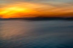 swedish sunrise (tseehaus) Tags: sunrise stockholm balticsea balticum intentionalcameramovement icm impressionistic