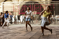 Stanotte Mi Sento Un Satellite Bianco (○gus○) Tags: nikond750 240700mm ƒ28 1640 bologna phren danza dance danzaurbana 20annidanzaurbana ʂ