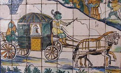 Macacaria 02 (Bosc d'Anjou) Tags: macacaria azulejo museunacionaldoazulejo lisbon portugal chickenswedding quintadesantoantnio cadriceira henriquehenriquesdemiranda