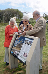 Alexandra Rd 2016 09 11 Ravenmeols The Lost Resort Trail Official Opening  75DS (Formby Civic Society) Tags: alexandrard formby merseyside ravenmeols shirlywilliams baronessshirleywilliams lostresort trail walk naturewalk