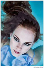 Becky Pool (nowheremanphotos) Tags: water pool nymphs elementals beckyfranklin