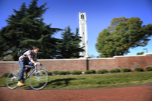 Bike-Friendly Campus