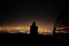 Gecenin ve şehrin bekçisi / The Guardian of the night and the city (Atakan Eser) Tags: night star flickr gece izmit kocaeli yıldız kartepe dsc6522 fotogezi fotogezi20120901
