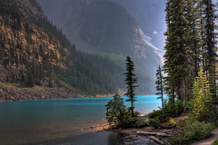 Lothlrien - The mythological light (JoLoLog) Tags: canada alberta lordoftherings hdr jrrtolkien banffnationalpark morainelake lorien valleyofthetenpeaks lothlrien canonxsi bestcapturesaoi elitegalleryaoi mygearandme mygearandmepremium mygearandmebronze mygearandmesilver mygearandmegold rememberthatmomentlevel4 rememberthatmomentlevel1 rememberthatmomentlevel2 rememberthatmomentlevel3 rememberthatmomentlevel7 rememberthatmomentlevel9 rememberthatmomentlevel5 rememberthatmomentlevel6 rememberthatmomentlevel8 rememberthatmomentlevel10