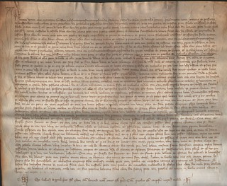 Archivio del Luogo Pio delle Quattro Marie, istrumento di compravendita del 1393Compravendita_1393