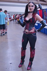 Harley Quinn's Revenge Cosplay - Baltimore Comic-Con 2012 (Stephen Little) Tags: costumes comics costume cosplay lindsay day1 comicbook heroes cosplayer dayone comiccon con harleyquinn bcc cosplayers costumers costumeplay tamron1750mm tamronaf1750mmf28 tamron1750mmf28 baltimorecomiccon modellindsay tamronaf1750mm sonya77 jstephenlittlejr slta77 sonyslta77 sonyslta77v sonyalphaslta77v bcc2012 harleyquinnsrevenge baltimorecomiccon2012 gloriousmuse