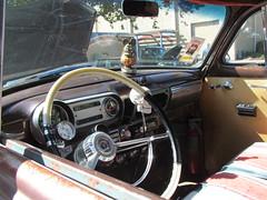 1954 chevy interior (bballchico) Tags: chevrolet 1954 carshow stationwagon 2012 goodguys pleasantoncalifornia goodguyspleasanton rwilt