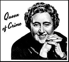 Agatha Christie - Queen of Crime (Harald Haefker) Tags: jane queen crime writer christie miss missmarple novelist agatha poirot marple od agathachristie hercule