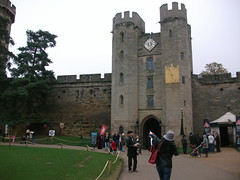Warwick Castle (ThemeParkMedia) Tags: uk castle tourism united kingdom merlin excitement warwick entertainments