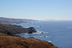 Coastline North of Jenner, CA (bhotchkies) Tags: ocean california rock coast seaside rocks pacific mendocino