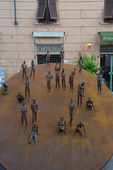 # 13 (francesco.1974) Tags: mostra donna donne toscana bergomi versilia giuseppe pietrasanta scultura bronzo