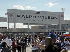 Ralph Wilson Stadium, Orchard Park, NY (MattBritt00) Tags: ny newyork sports football buffalo buffalobills bills stadium nfl afc americanfootball orchardpark footballstadium ralphwilsonstadium nationalfootballleague americanfootballconference
