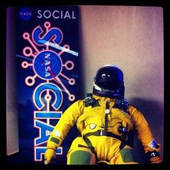 Flight Suit #NASASocial @NASADryden