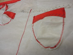 tool apron pocket detail (greenshock) Tags: craft madeit apprenticeshop maine2012