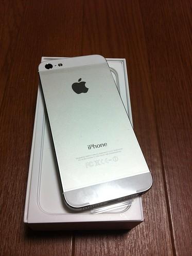 iPhone5その2